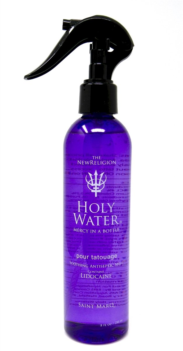 HOLY WATER 8oz