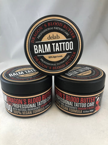 DRAGON BLOOD TATTOO BALM