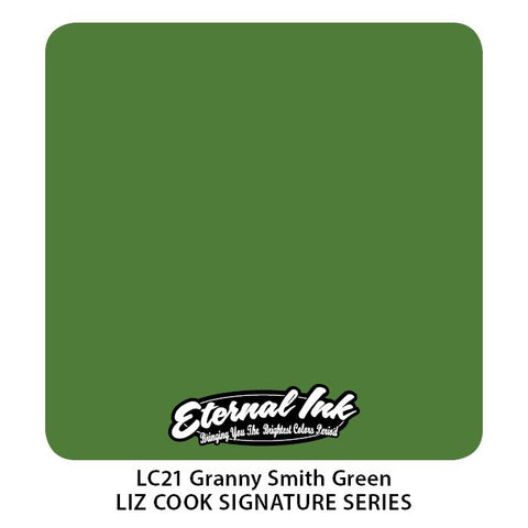 ETERNAL GRANNY SMITH GREEN