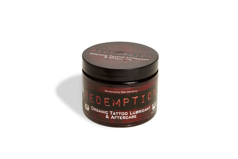 REDEMPTION TATTOO AFTERCARE & LUBRICANT