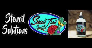 Snail Trail Tattoo Stencil Gel 8 oz.