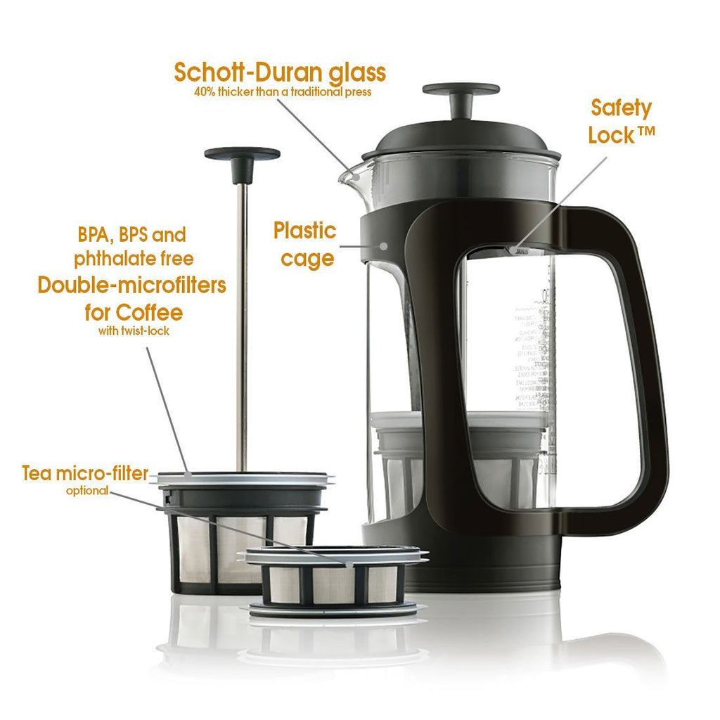 Espro P3 Glass French Press