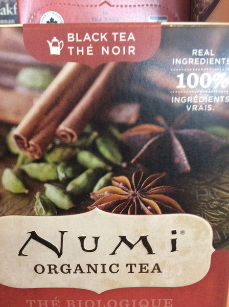NUMI TEAS BOX OF 18