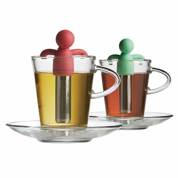 Tandem Tea Set for 2