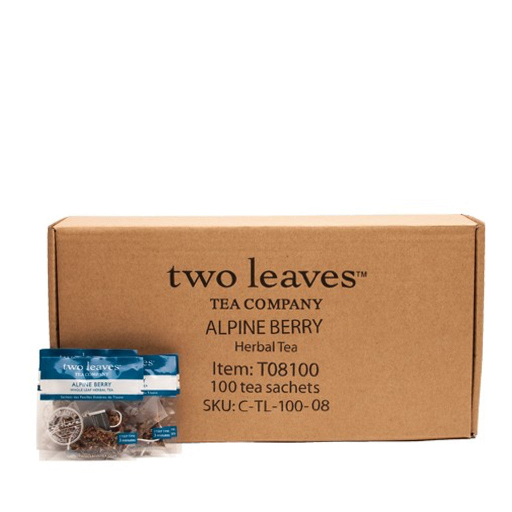 Alpine Berry Two Leaves and a Bud Tea