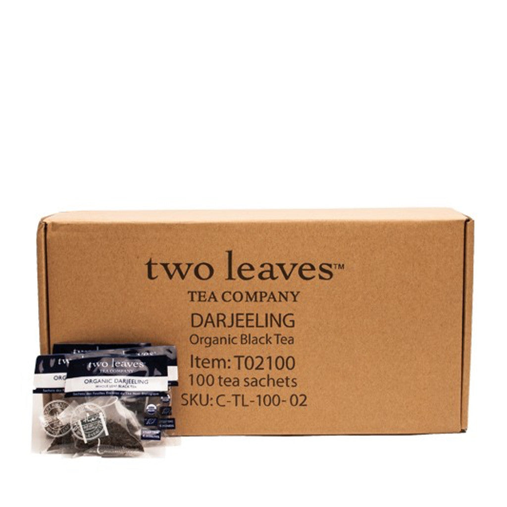 Darjeeling Two Leaves and a Bud Tea