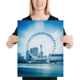 'The London Eye' Print