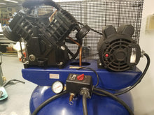 Load image into Gallery viewer, Campbell Hausfeld 5-HP 80-Gallon Single-Stage Air Compressor (Used)