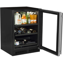 Load image into Gallery viewer, Marvel  24 Inch Built-in Beverage Center