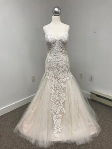 Val Stefani Wedding Dress