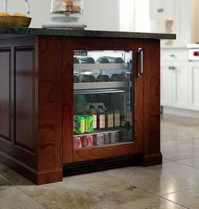 Perlick Signature Series Under Counter Beverage Center HP24CS34R