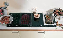 Load image into Gallery viewer, Miele   11 3/8 Inch CombiSet Electric Contact Griddle Cooktop