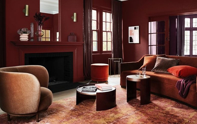 Indulge | Dulux 2020 Colour Forecast
