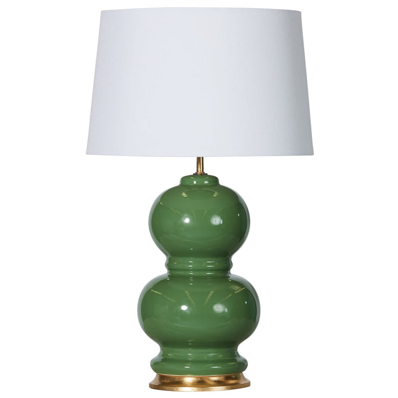 Tahitian Lamp - Kelly Green-Bibilo