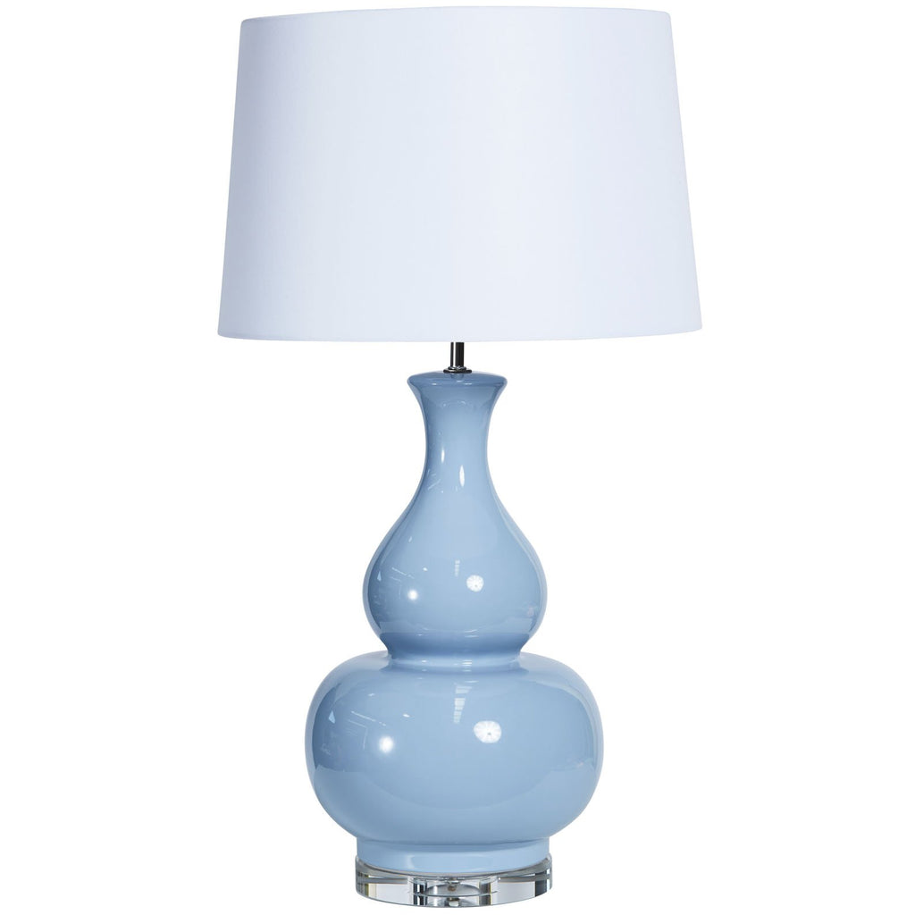 Cayman Lamp - Blue-Bibilo