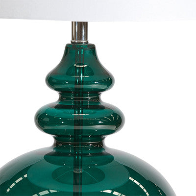 Fes Table Lamp - Emerald-Bibilo