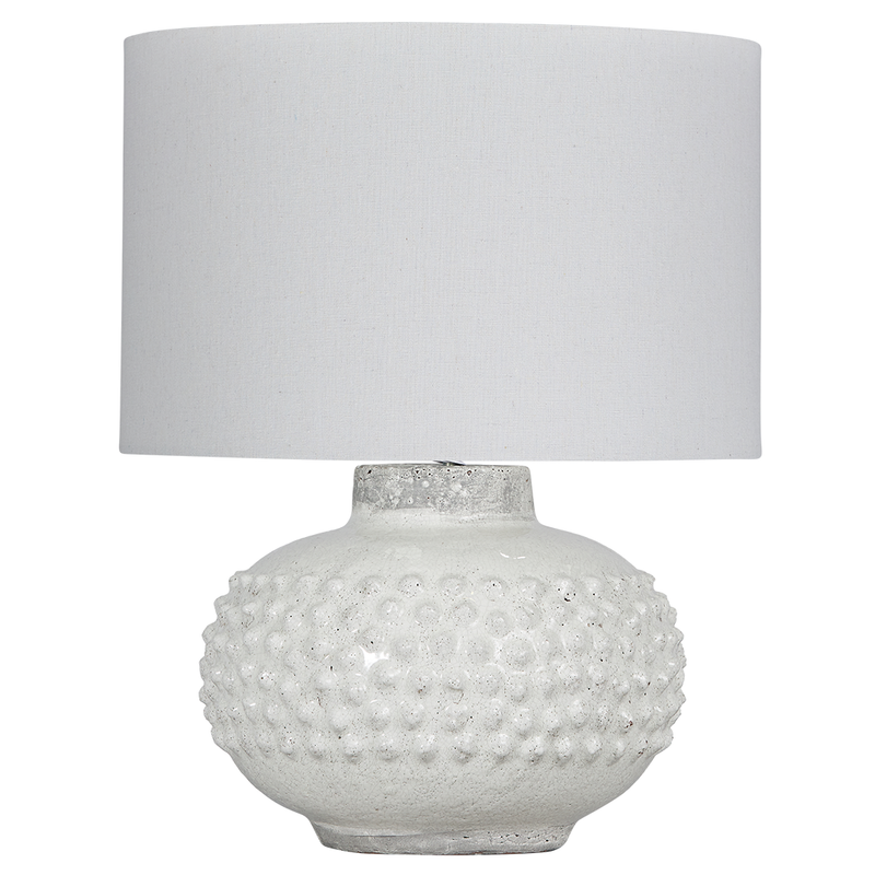 Orto Table Lamp White-Bibilo
