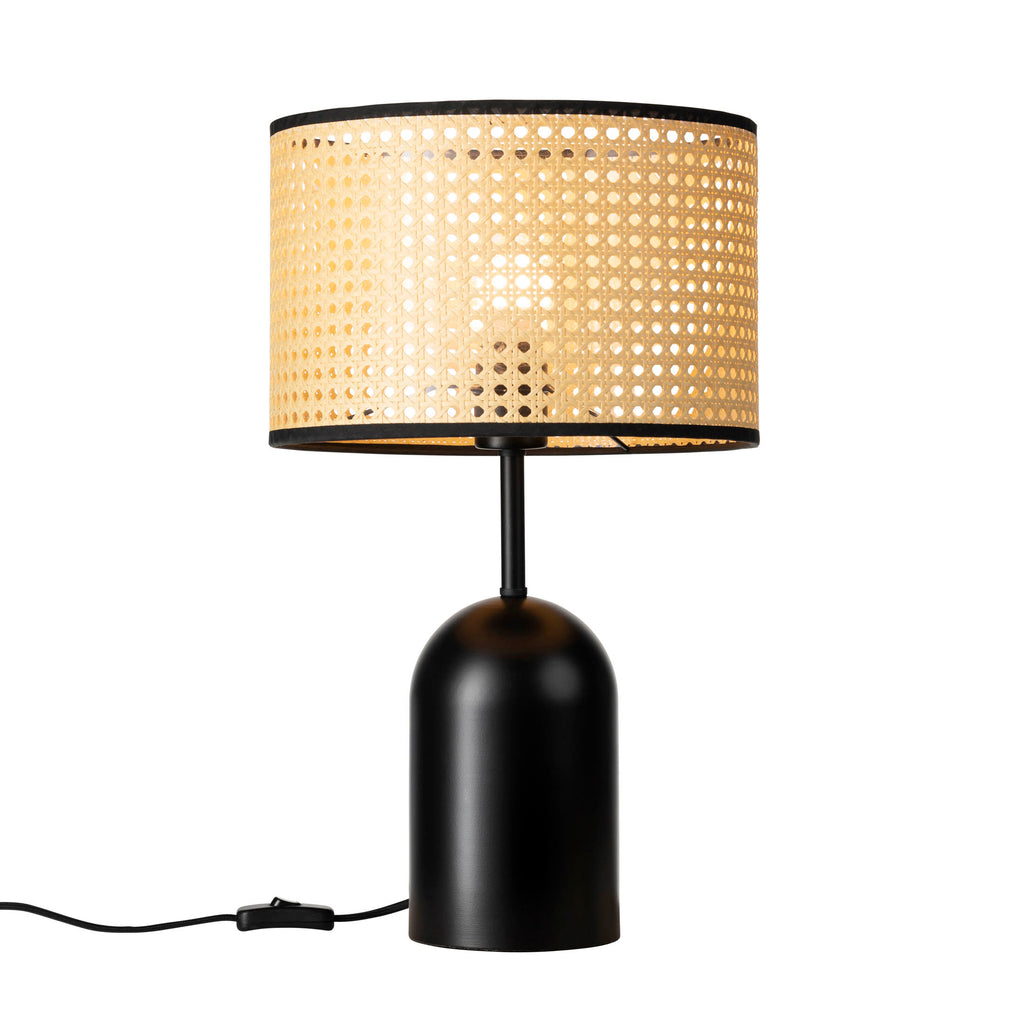 Kimi Table Lamp Black-Bibilo