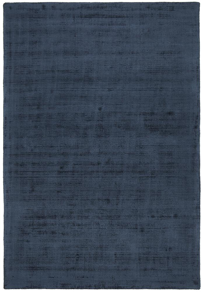 Bliss Rectangle Rug Denim-Bibilo