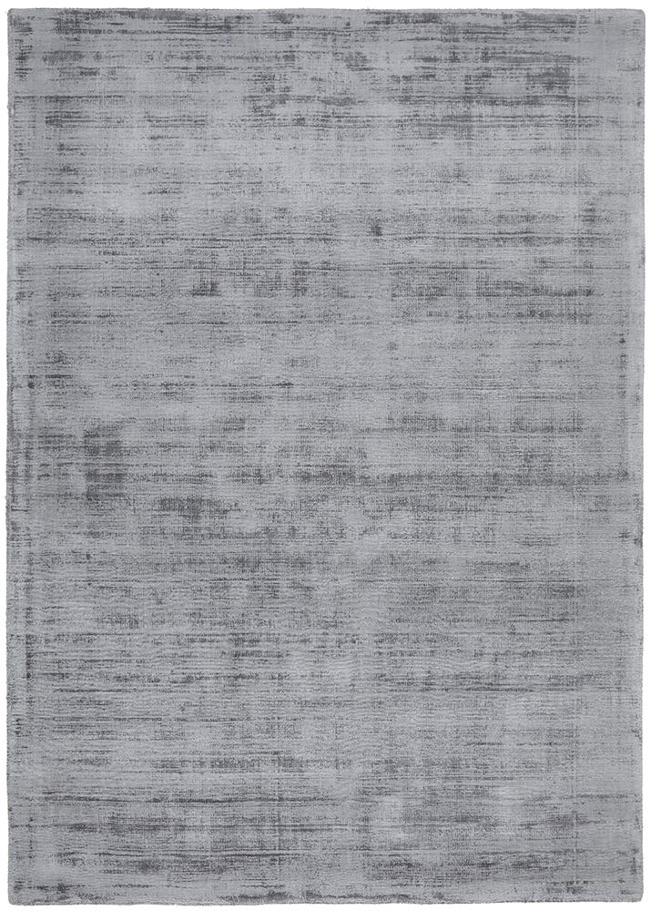 Bliss Rectangle Rug Grey-Bibilo