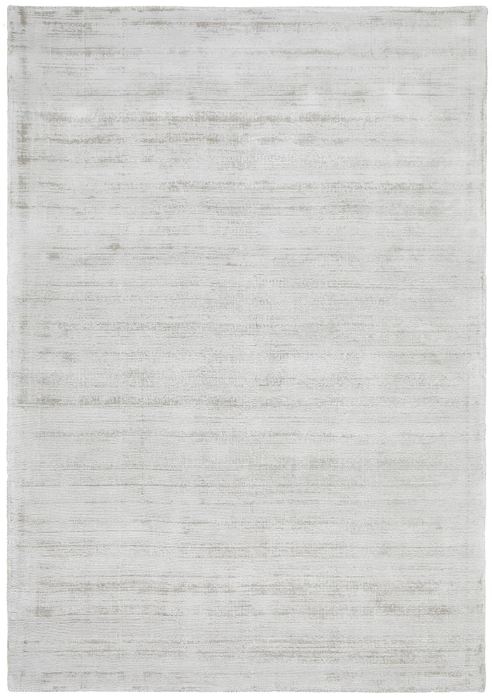Bliss Rectangle Rug Silver-Bibilo