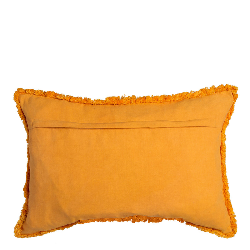 Byron Rectangle Cushion Mustard Set of 2-Bibilo