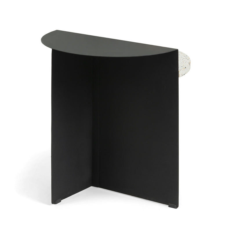 Terra Side Table Black-Bibilo