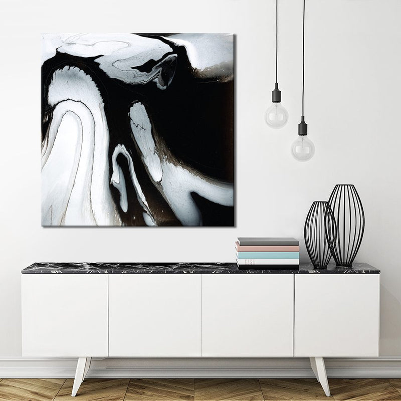 Flow 5 Canvas Print by Chalie MacRae-Bibilo