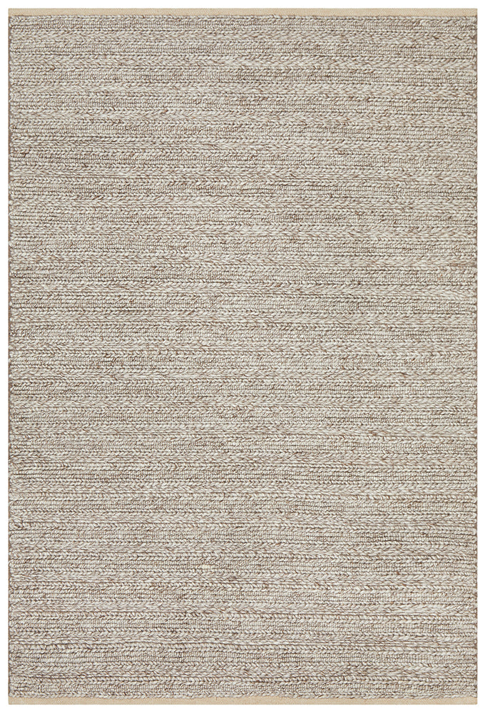 Braid Natural Rug-Bibilo
