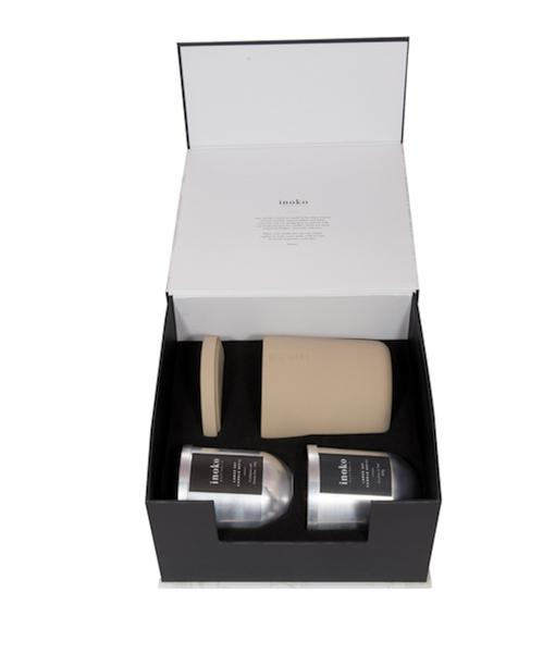 Limited Edition Concrete Gift Set Large-Bibilo