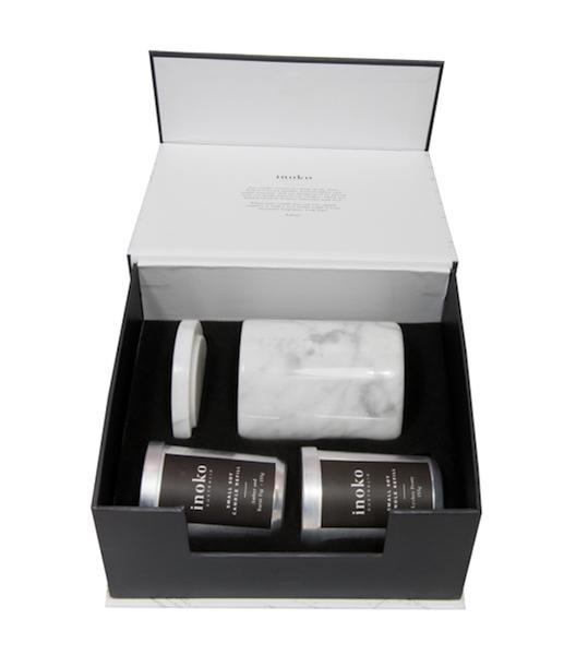 Limited Edition Marble Gift Set Small-Bibilo