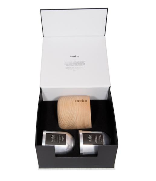 Limited Edition Timber Gift Set Large-Bibilo