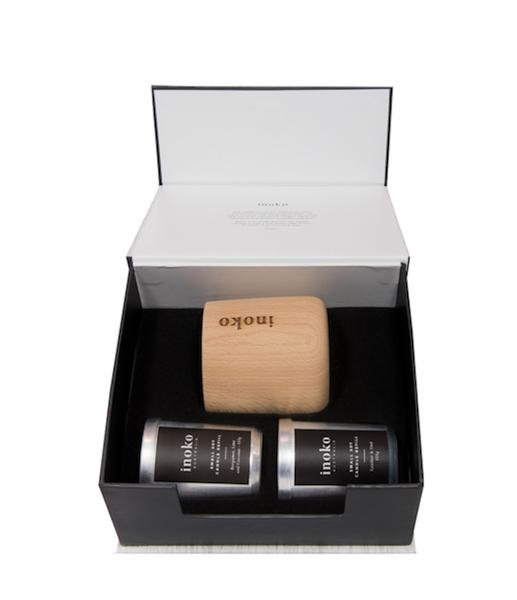 Limited Edition Timber Gift Set Small-Bibilo