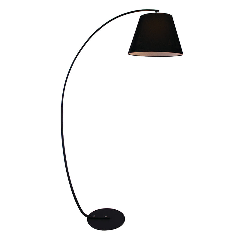 Bowie Floor Lamp Black-Bibilo