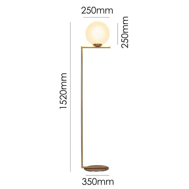 Eris Floor Lamp-Bibilo