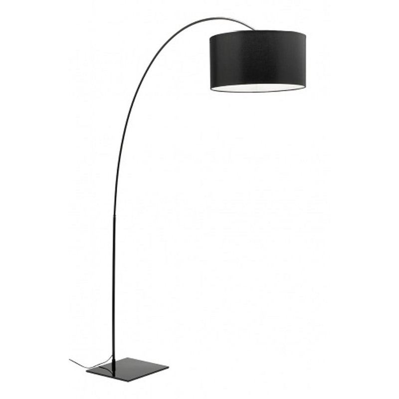 Thurlow Floor Lamp Black-Bibilo
