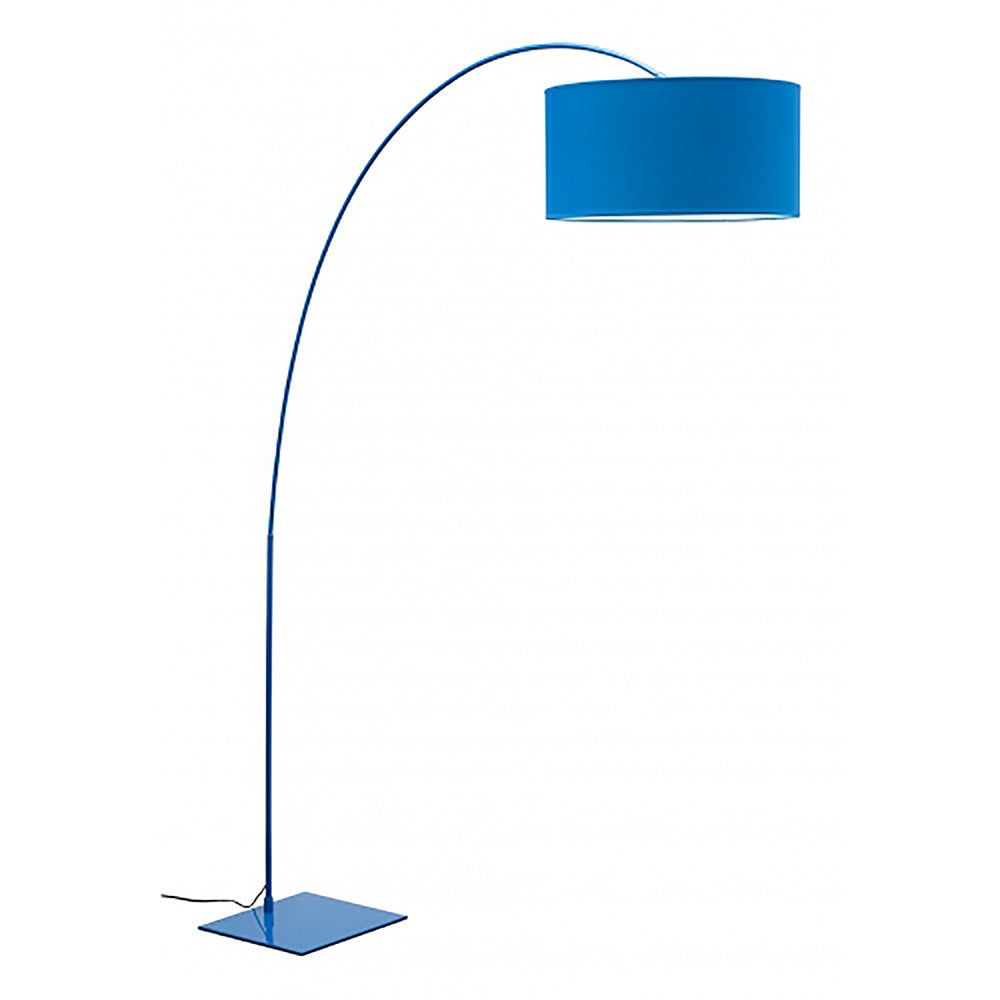 Thurlow Floor Lamp Blue-Bibilo