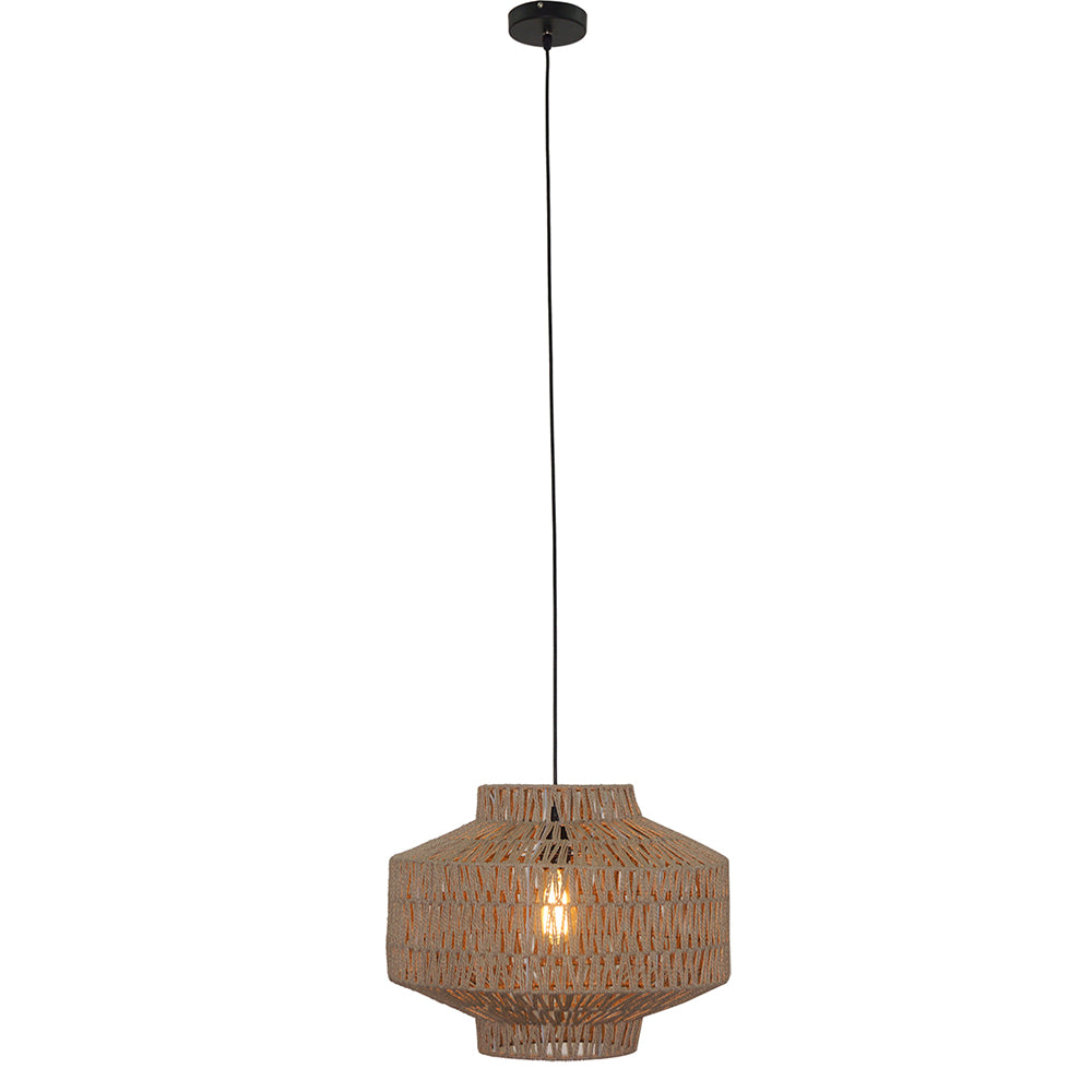 Shelter Pendant Natural-Bibilo