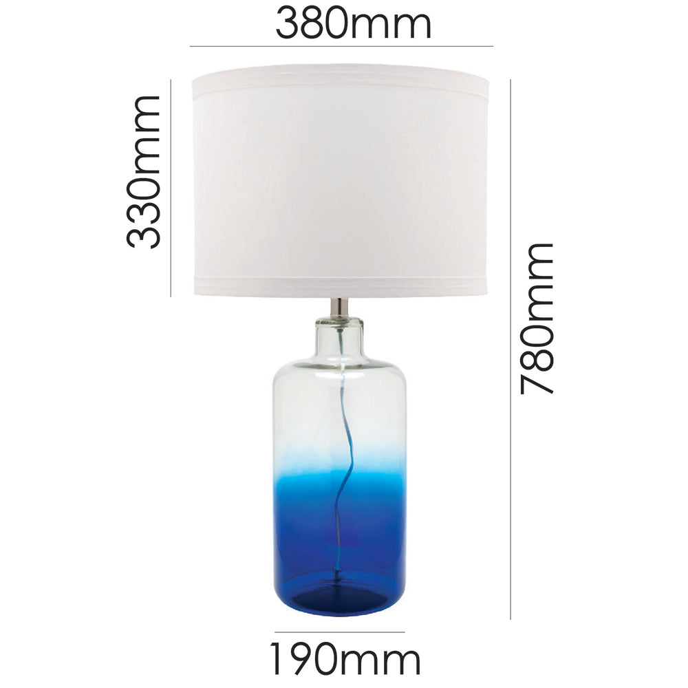 Inka Table Lamp White-Bibilo