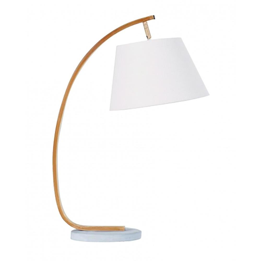 Rooii Table Lamp White-Bibilo