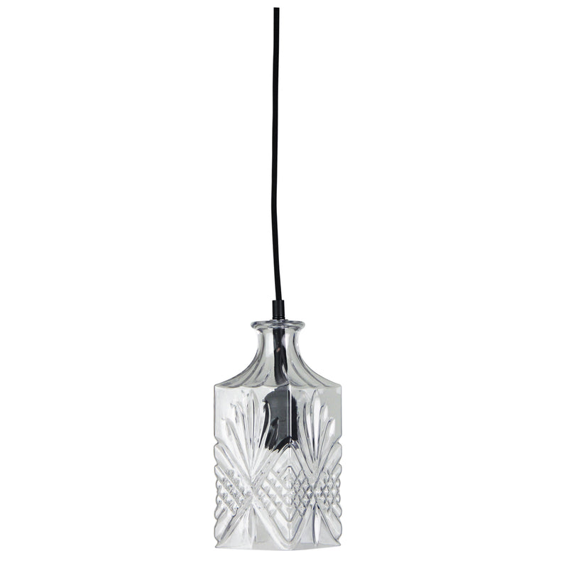 Decant 4 Glass Pendant-Bibilo
