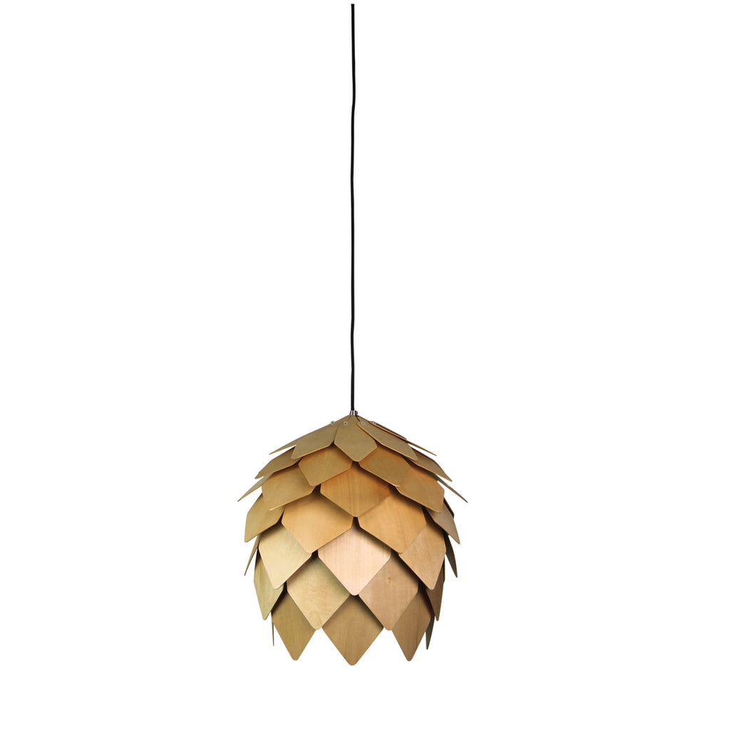 Acorn 40 Pendant Lighting Natural-Bibilo
