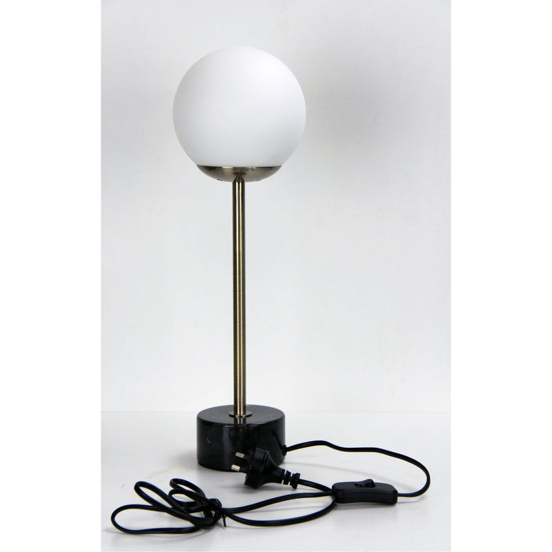 Milton Table Lamp Brass-Bibilo