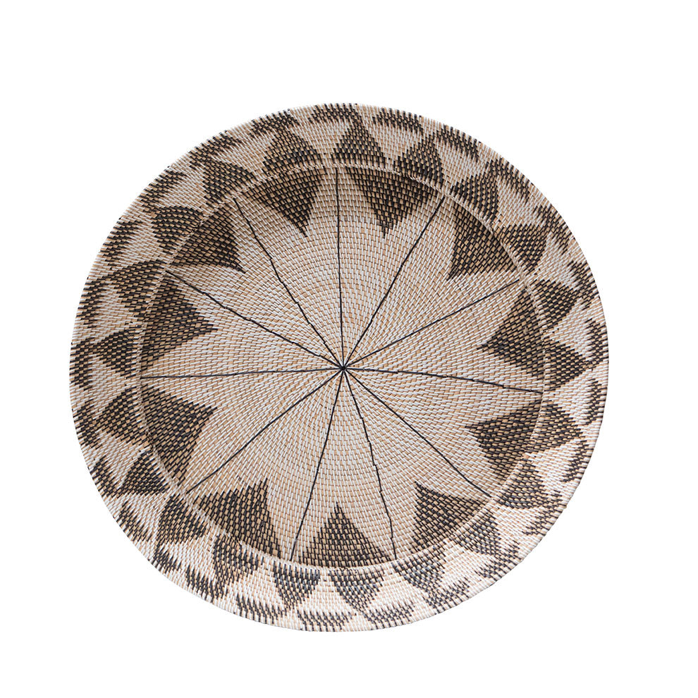 Tribal Tray Large-Bibilo