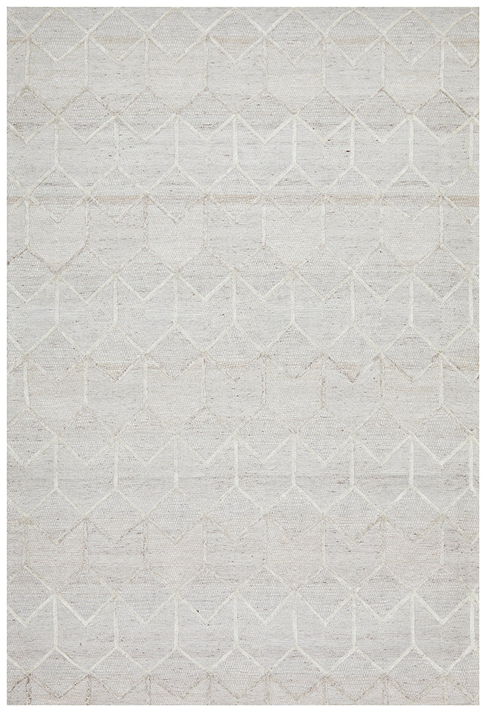 Arki Winter Grey Rug-Bibilo