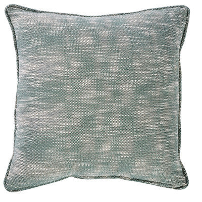 Peacock Square 50cm Cushion Jade Set of 2-Bibilo