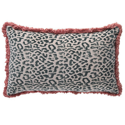 Agafay Cushions Peacock Pink Set of 2-Bibilo