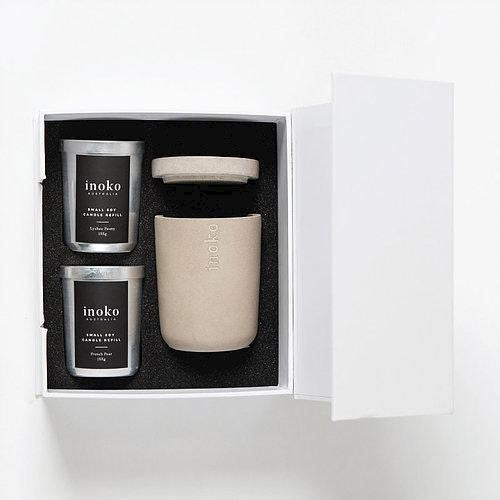 Limited Edition Concrete Gift Set Small-Bibilo