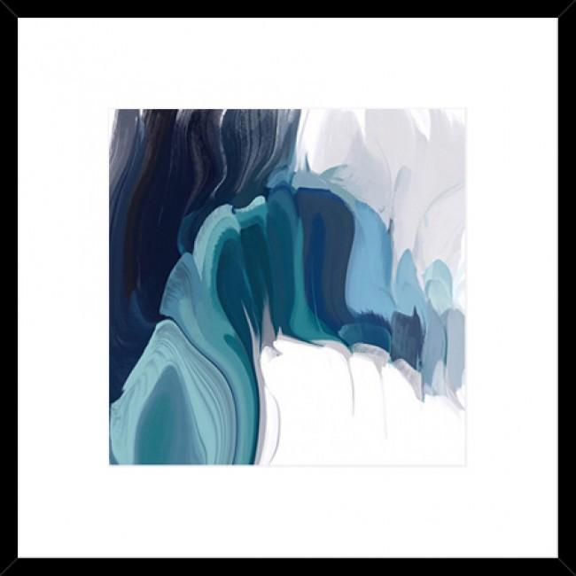 Passage Between The Rocks I Framed Print-Bibilo