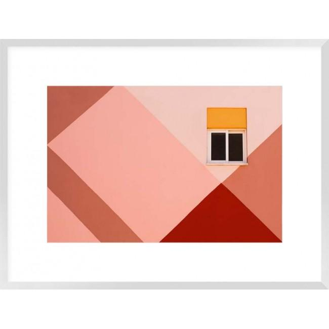 Shuster Untitled Framed Print-Bibilo